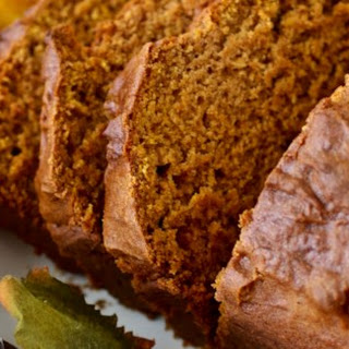 Downeast Maine Pumpkin Bread.