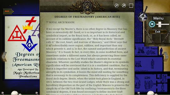 Degrees of Freemasonry (American Rite) 3
