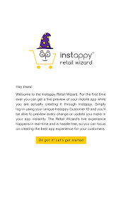 Instappy Retail Wizard- screenshot thumbnail