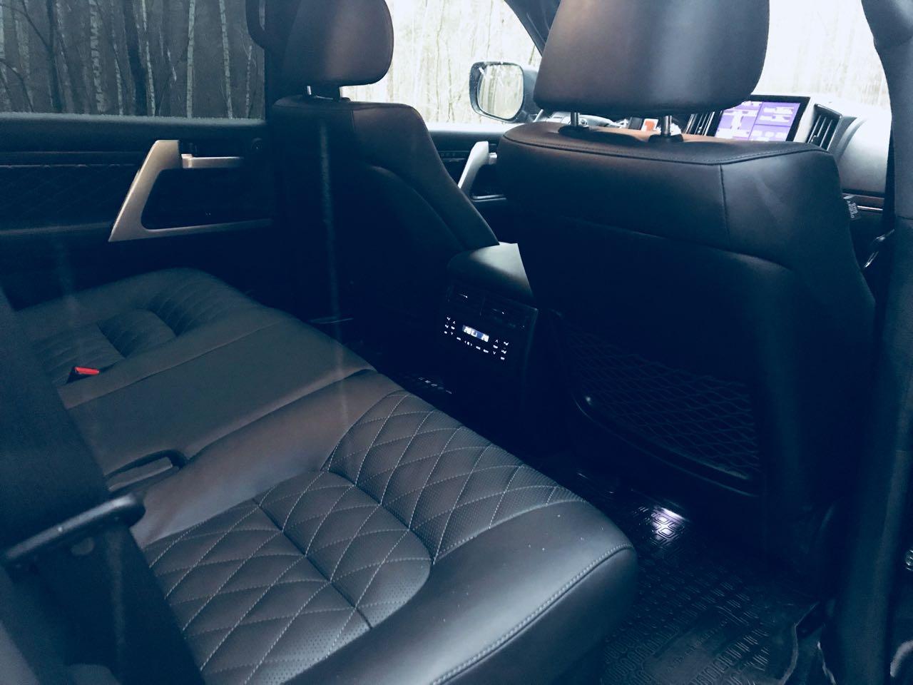Тойота ленд круизер 200 в Казани