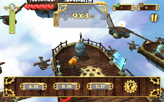 Wings of Pythagorum APK screenshot thumbnail 1