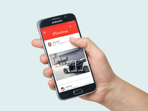 免費下載工具APP|AirDrop Android app開箱文|APP開箱王
