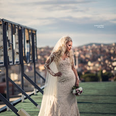 Wedding photographer Erson Zymberi (ersonzymberi). Photo of 23.09.2017