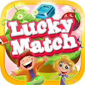Lucky Match | Sweet Jelly Fruit Connect Puzzle