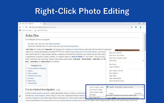 Editeur D Images En Ligne Img2go Com
