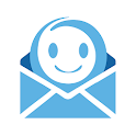 Emoji Mail - mail app for Gmail Outlook Yahoo SMS icon