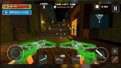 Dungeon Hero: A Survival Games Story modavailable screenshots 1
