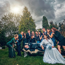 Wedding photographer Aleksandr Kompaniec (fotorama). Photo of 27.09.2016