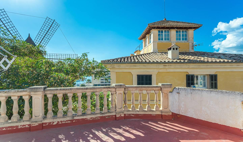 Maison en bord de mer avec terrasse Palma