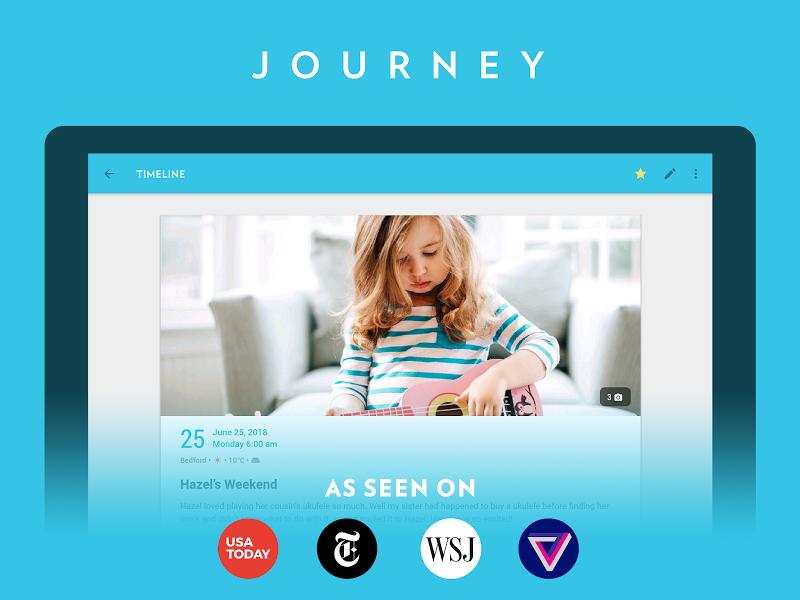 Journey: Diary, Journal Screenshot 10