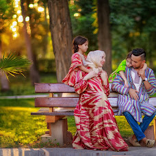 Wedding photographer Sarvar Azimov (sarvarazimov). Photo of 05.07.2017