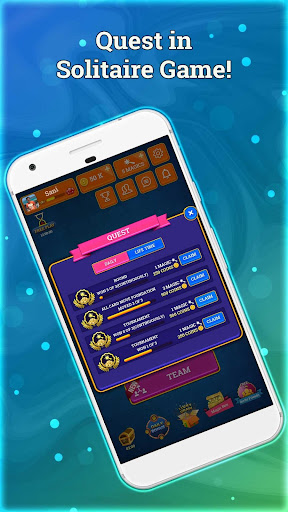 Solitaire Online - Free Multiplayer Card Game 4.8 screenshots 6