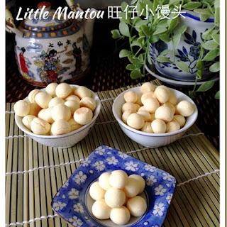 These Little Cuties Is So Sweet! Wang Zhai Little Mantou, Tamago Boro (旺仔小馒头).