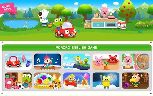 Pororo English Game - náhled