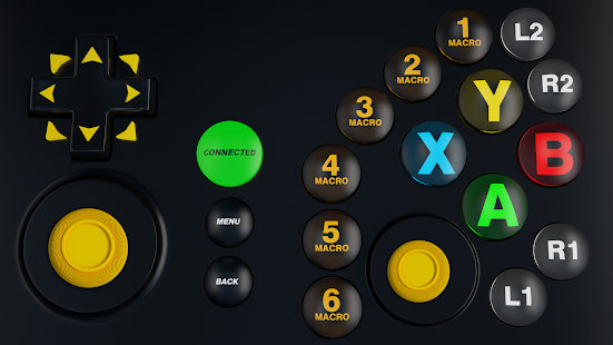 Gamepad Joystick MAXJoypad- screenshot thumbnail