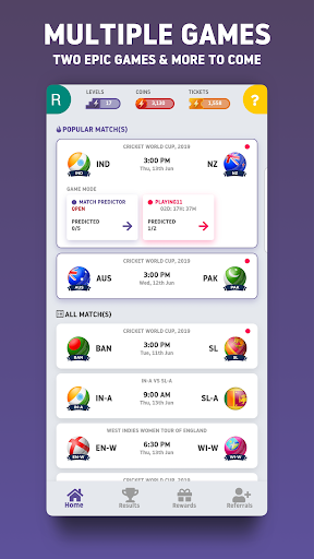 Power Predictor - Cricket Prediction Game 5.5.0 screenshots hack proof 1