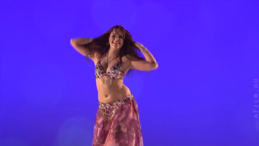 Sexy Belly Dance Drum Solo