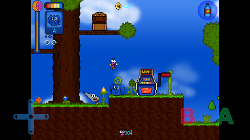 Juiced - platform game