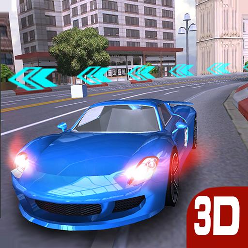 Racing Car Speed Drift
