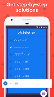 Socratic - Math Answers & Homework Help Screenshot