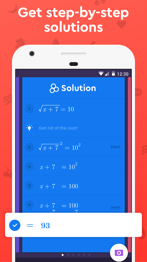 Socratic - Math Answers & Homework Help- screenshot