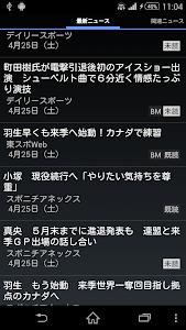 フィギュアスケートのニュース screenshot 0