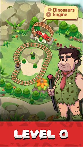 Code Triche Stone Park : Magnat préhistorique apk mod screenshots 2