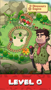 STONE PARK MOD APK PREHISTORIC TYCOON DOWNLOAD FREE HACKED VERSION 2