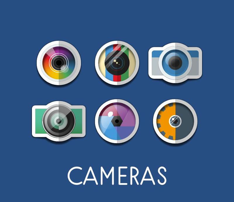 Vinilo IconPack Screenshot 1