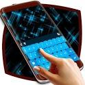 Baby Blue Theme Keyboard icon