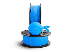 NinjaTek Chinchilla Sky Blue TPE Filament - 2.85mm (1kg)
