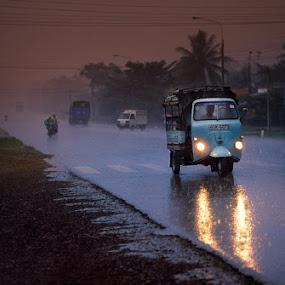 Vietnam - Monsoon by Roberto Nencini - Travel Locations Landmarks