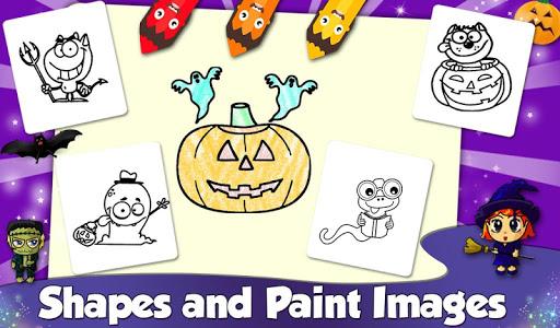 Halloween Paint For Kids v1.0.0