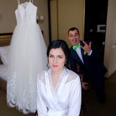 Wedding photographer Artem Kamaev (Kamaev). Photo of 31.01.2018