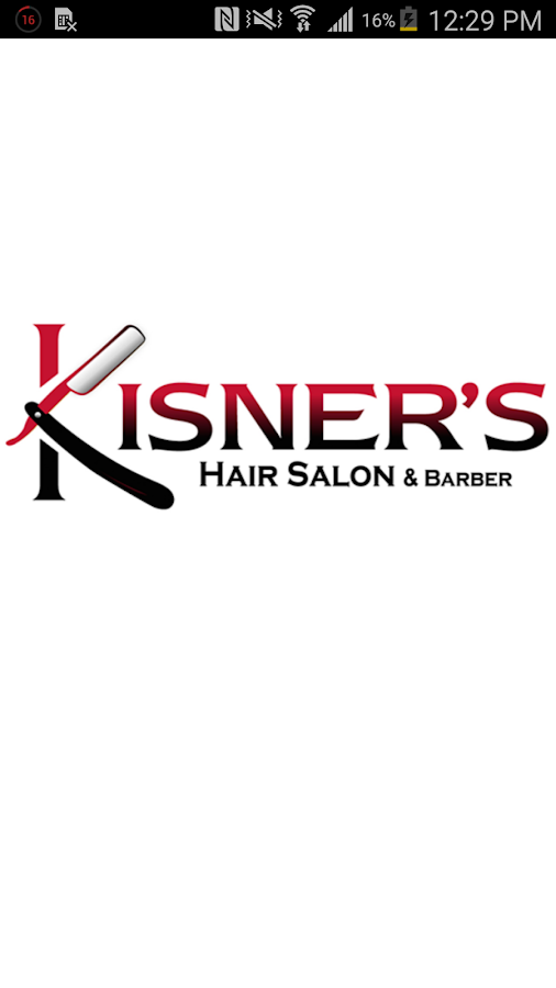 Kisner's Hair Salon & Barber- screenshot