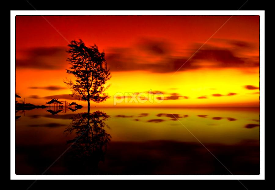 Future of tourism by Evigh Santoso - Landscapes Sunsets & Sunrises