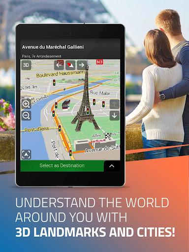 iGO Navigation screenshot 10