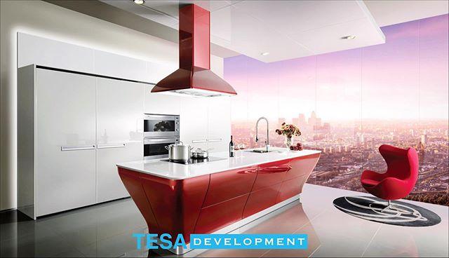 TESA Custom Kitchen1