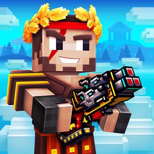Download Pixel Gun 3D 21.0.2 APK Mod