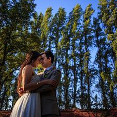 Wedding photographer Pablo Vergara (deprontoflash). Photo of 12.06.2015