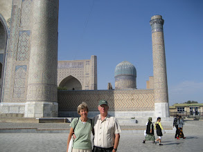 Photo: Samarkand - Bibi Kahnum