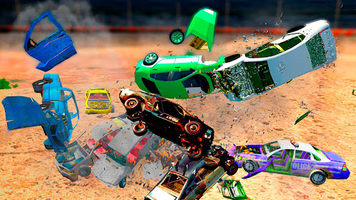Derby Destruction Simulator Mod
