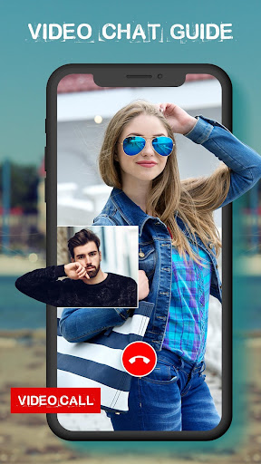 CallMe: Meet New People, Free Video chat Guide 3.0 screenshots 1