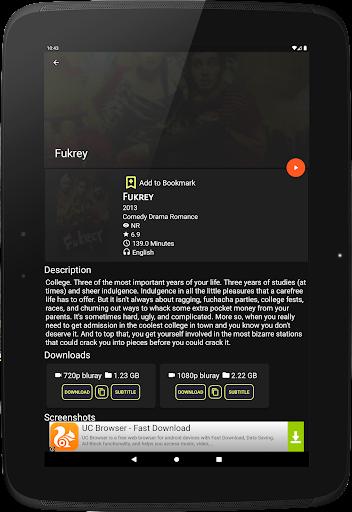 Torrent Movies 1.2.3 screenshots 14