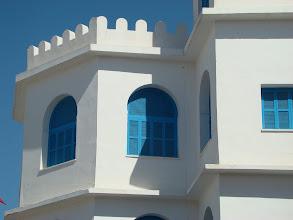Photo: Niebiesko - Białe (Tunezja)