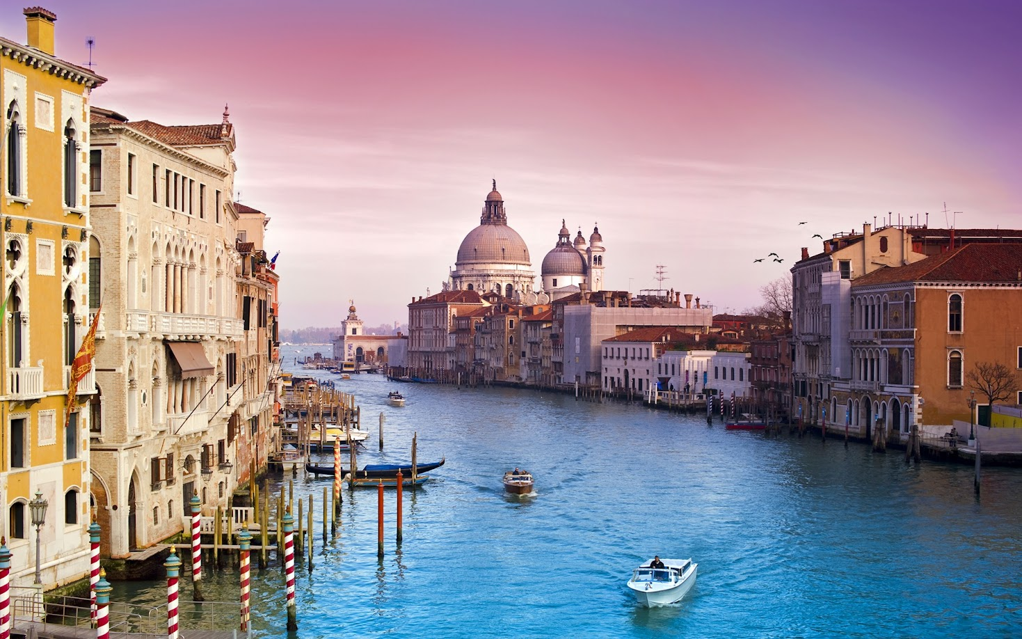 Lentodiilit Venetsia Italia, Budjettimatka.com