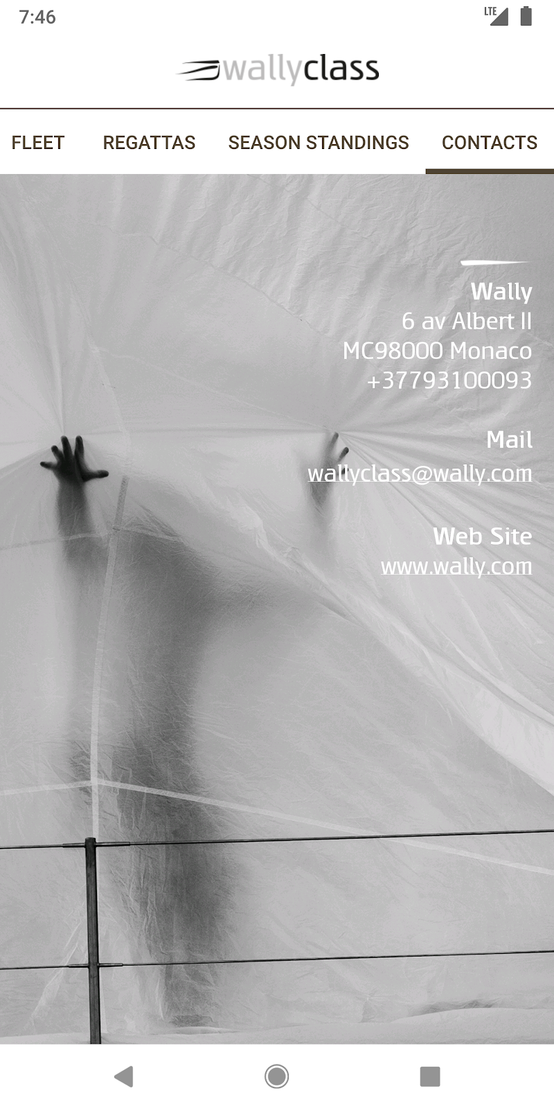 Скриншот Wally Class