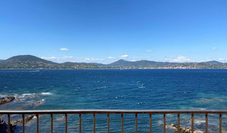 Appartement en bord de mer Saint-Tropez