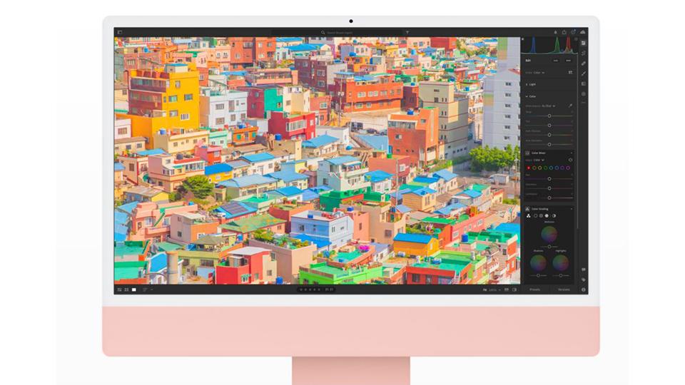 cấu hình iMac M1 2021 24 inch Retina 4.5K