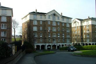 Photo: Our apartment block